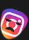 mascara con logo instagram